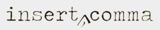 Insert Comma logo